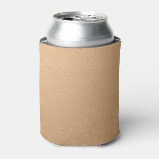 Falsa hoja de bronce enfriador de latas