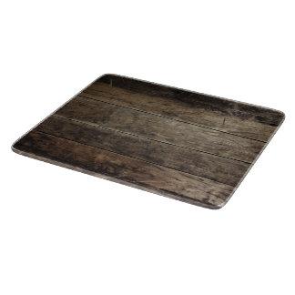 Falsa madera - tablero del corte del vidrio tabla de cortar
