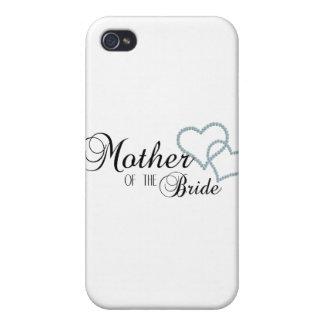Falsa madre de la demostración de la novia iPhone 4 carcasas