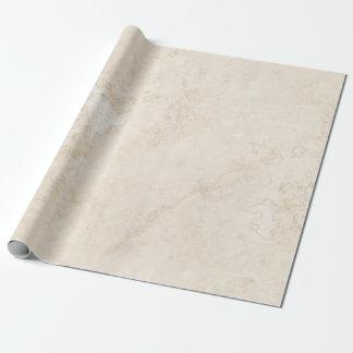 Falsa mirada de mármol de lujo papel de regalo