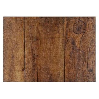 Falsa tabla de cortar resistida de madera del gran