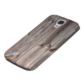 Falsa textura de madera rústica