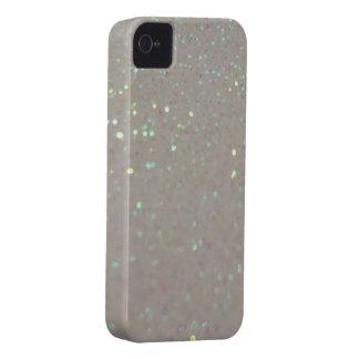 Falsas chispas y brillo - caso poner crema del iPhone 4 Case-Mate carcasas