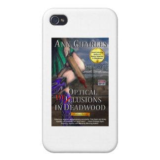 Falsas ilusiones ópticas en Deadwood iPhone 4 Cobertura