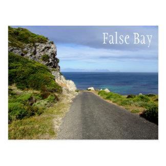 False Bay, Capetown, South Africa Postcard