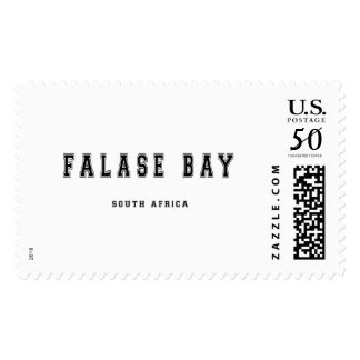 False Bay South Africa Postage