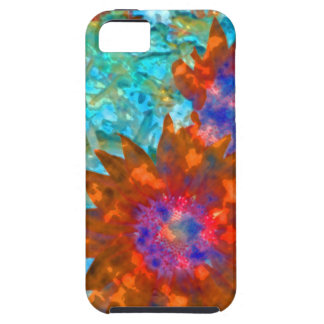 False Color Sunflowers iPhone 5 Cases