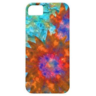 False Color Sunflowers iPhone SE/5/5s Case