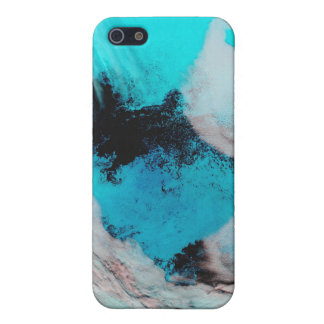 False color view of Polynya (open water) Case For iPhone SE/5/5s