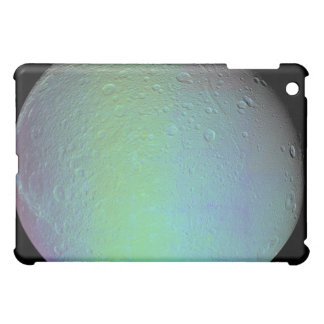 False color view of Saturn's moon Dione iPad Mini Covers