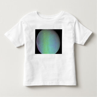 False color view of Saturn's moon Dione Toddler T-shirt