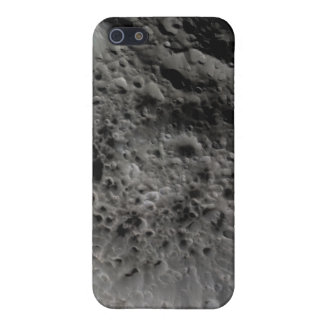 False-color view of Saturn's moon Hyperion Case For iPhone SE/5/5s