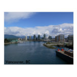 False Creek, Vancouver BC Postcard