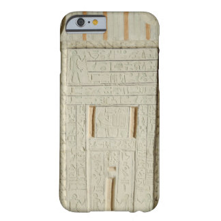 False door of Sheshi, c.2300-2200 BC (painted lime Barely There iPhone 6 Case