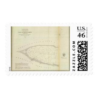 False Dungeness Harbor, Wash Postage Stamps