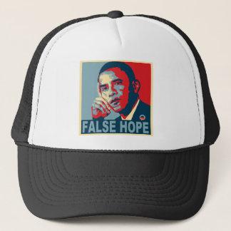 False Hope Obama Trucker Hat