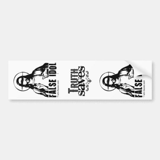 False Idol 3-in-1 Sticker