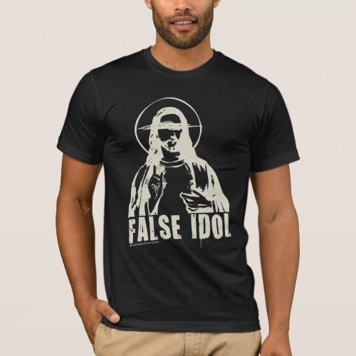 False Idol Dark Shirts T_Shirt