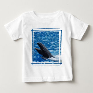 False Killer Whale Baby T-Shirt