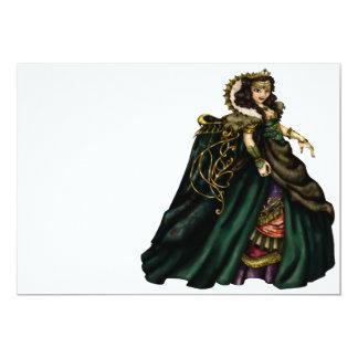 False Queen Card
