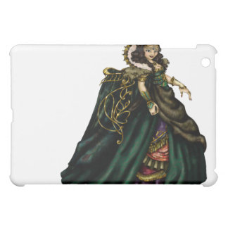 False Queen Cover For The iPad Mini