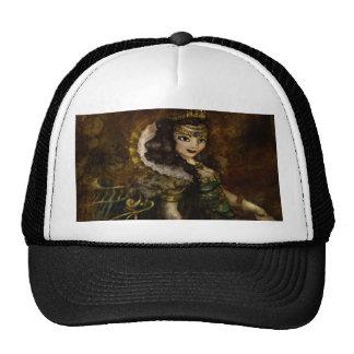 False Queen Mesh Hats