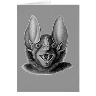 False Vampire Bat Cards