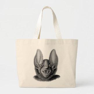 False Vampire Bat Large Tote Bag