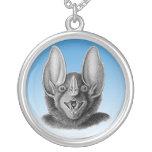 False Vampire Bat Personalized Necklace