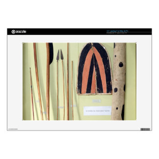 False weapons from the Tomb of of Nakhti, Middle K Laptop Skin