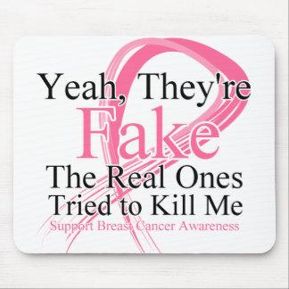 Falsificación - las reales intentó matarme - cánce alfombrillas de ratones