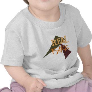 Falsificación real camiseta