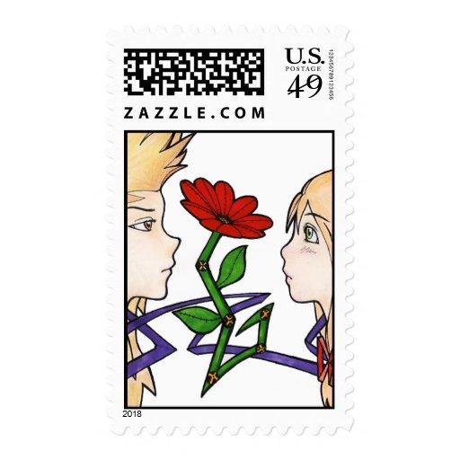 Falsificación Timbre Postal