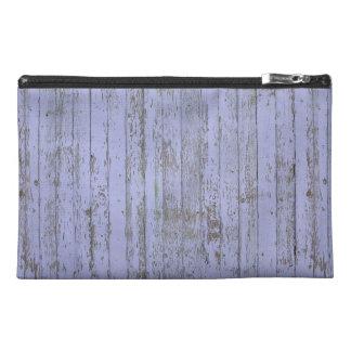 Falso bolso de madera del accesorio del viaje de