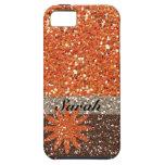 Falso brillo de lujo iPhone 5 Case-Mate carcasa