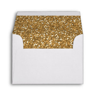 Falso brillo del oro sobre