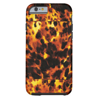 Falso caso atractivo del iPhone 6 de la concha Funda De iPhone 6 Tough