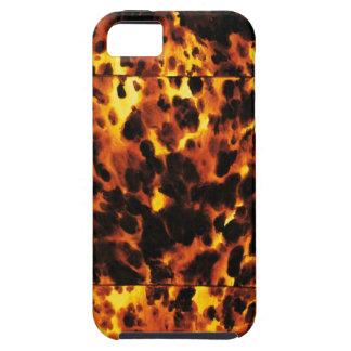 Falso caso atractivo del iPhone de la concha iPhone 5 Coberturas