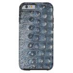 falso caso del iPhone 6 de la piel del cocodrilo