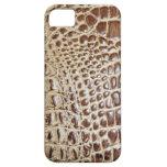 Falso caso del modelo iphone5 de la piel del iPhone 5 Case-Mate funda