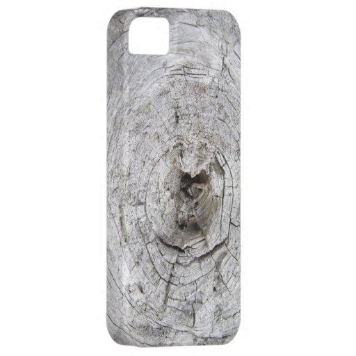 Falso Driftwood iPhone 5 Fundas
