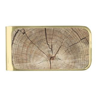 Falso fondo de los anillos de árbol