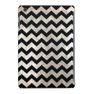 Falso galón de plata de PixDezines Funda De iPad Mini