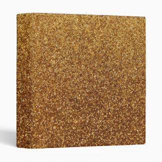 Falso gráfico del brillo del oro