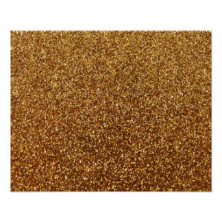 Falso gráfico del brillo del oro impresiones