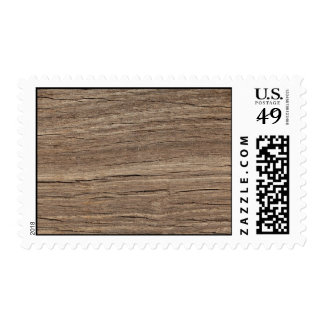 Falso grano de madera sellos