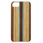 Falso Koa iPhone de madera de la tabla hawaiana de