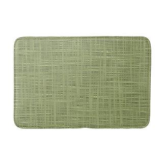 Falso modelo verde oliva elegante de la tela del