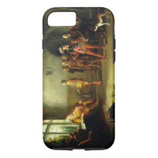 Falstaff and the Recruits, from 'Henry IV, Part II iPhone 7 Case