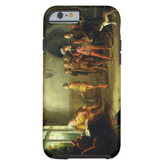 Falstaff and the Recruits, from 'Henry IV, Part II Tough iPhone 6 Case